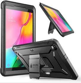 Case Militarizado Galaxy Tab A 8.0 T290 2019 Protector Recio