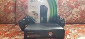 Xbox 360 slim casi nuevo
