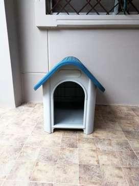 Casa de plástico para mascota