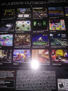 Se vende playstation classic