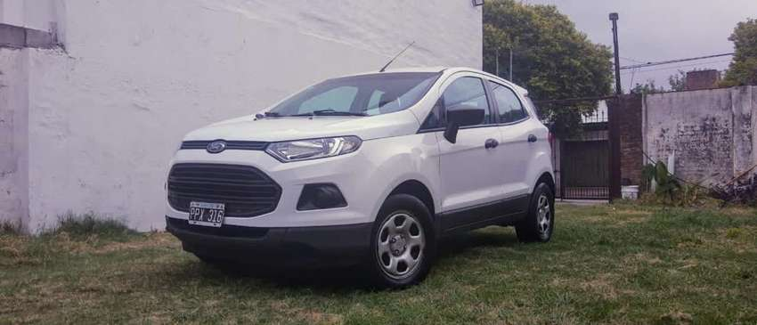 Impecable Ecosport tdci 16