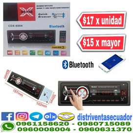 Radio Bluetooth para carros