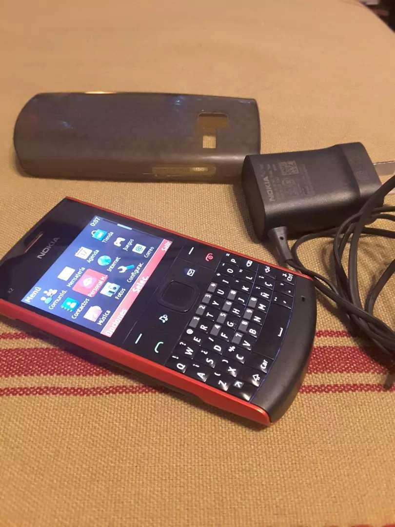 Celular *Nokia X2-01 0