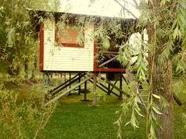 Alquilo Cabaña Isla Delta Tigre