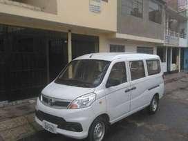 Alquiler de Minivan con conductor