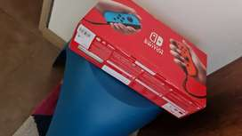 Nintendo SWITCH nueva 100% original caja sellada y garantía directa con Nintendo.