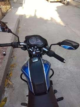 Vendo mi Moto
