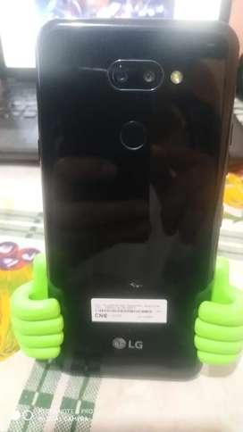 LG K40S,libre 32gb +3gb huella doble cam flama 6.5 pumg