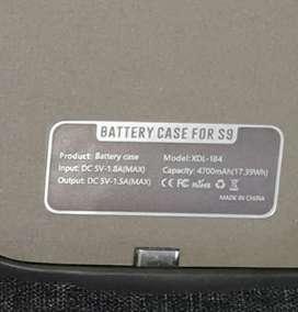 NUEVO  Batery case samsung s9 normal (NO PLUS)
