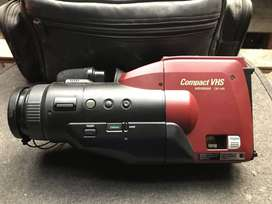 CAMARA JVC VHS COMPACT MOD GR-M5