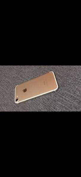 Iphone 7 32 gb libre color gold 32 gb