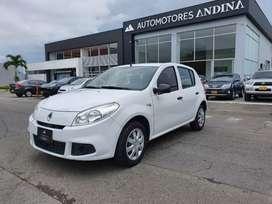 Renault Sandero  Authentique con aire  Mecánica 2013 1.6  FWD 703