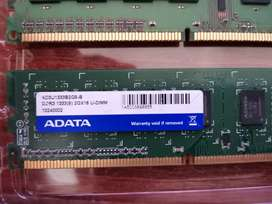 Memoria Ram ddr3 2gb perfecto estado