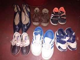 Zapatos y sapatillas