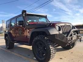 Jeep Wrangler Unlimited Sport 3.8 ATX