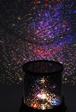 PROMO LAMPARA STAR MASTER LUZ LED
