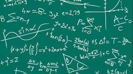 Clases Particulares - Matemática y Física