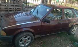 Ford escort ghia (Full) 1994 1.6L