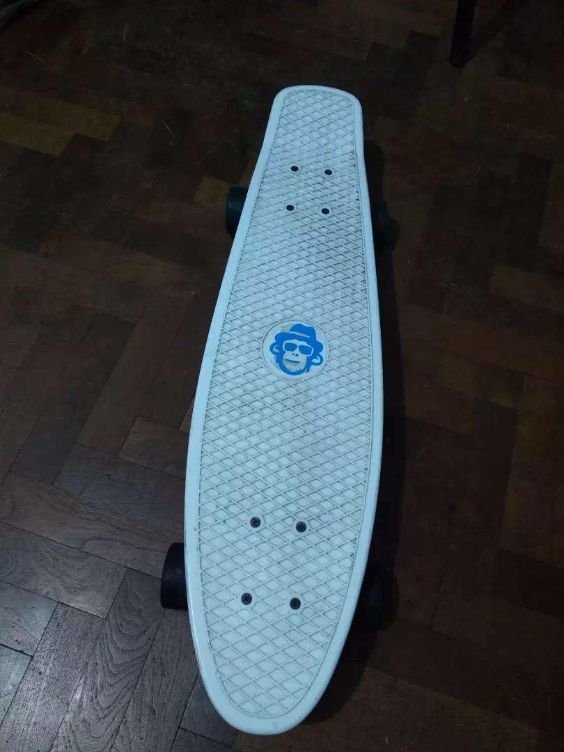 Mini longboard poco uso! 0