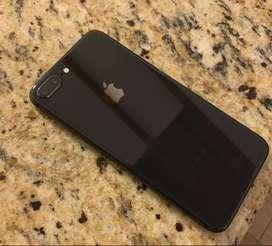 iPhone 8 plus usado estado 10/10