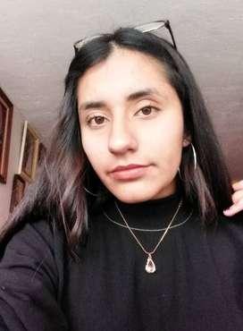Busco empleo de niñera, vendedora o mesera norte o sur de Quito.