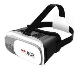Gafas Realidad Virtual Smartphone 3d Vr Box + Control Remoto + Obsequios