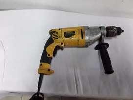 Rotomartillo dewalt para Trabajo pesado con percutor  y velocidad variable
