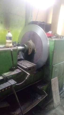 Practicante de metalmecanica