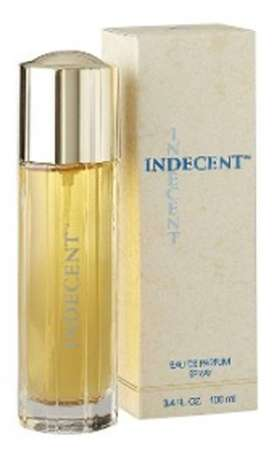 Perfume para mujer INDECENT 100 ML -Original