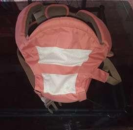 Mochila porta bebé ergonómica