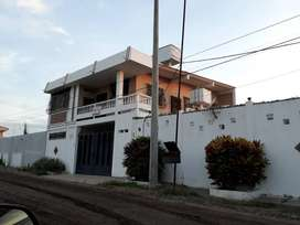 Vendo una propiedad multiple en Ballenita, a pocas cuadras de la playa