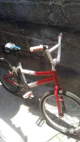 Bici #20 cambio