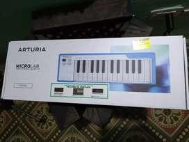 Controlador Arturia Microlab nuevo!