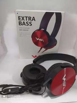 Diademas extra bass marca WIA