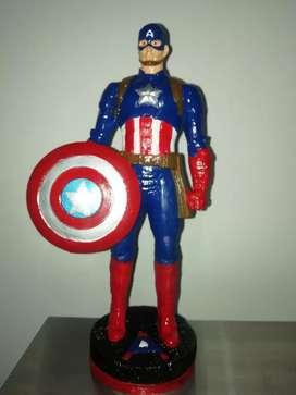 Cerámica Capitán América