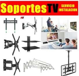 Repisas dvd en vidrio templado bases tv tendederos de ropa mallas de seguridad  variedad de soportes televisor antenas