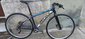 Mtb con ruedas rodado 29