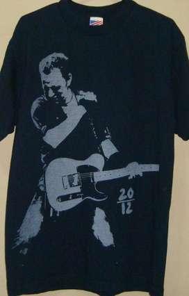 Polo Bruce Springsteen M Importado Original Rolling Stones
