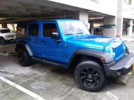 Vendo jeep rubícon