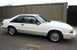 Vendo Ford Mustang 1993 con 20000km