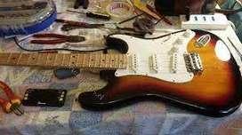 Cambio de cuerdas, octavacion y mantenimiento de Guitarras