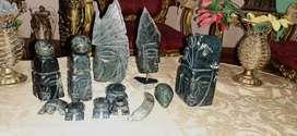 Diseños Historicos en Piedras Volcanica