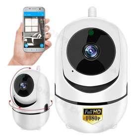 Cámaras de seguridad IP inalámbrica wi-fi, auto seguimiento con alarma