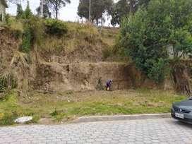 Terreno 192m Colinas de Monserat - Conocoto