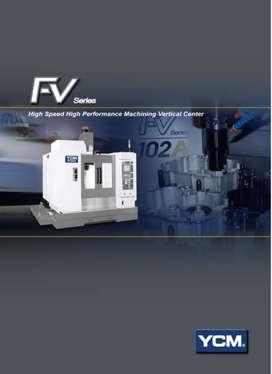 Venta de CNC YCM FV102A