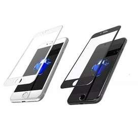 Vidrio Templado Curvo 6d Iphone 6 7 8 Plus