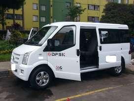Vehículo DFSK C37 modelo 2018