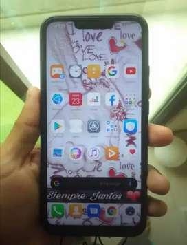 Vendo Huawei mate 20 lite en 220 negociable por necesidad libre para toda operadora