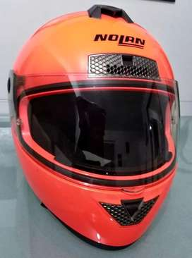 Casco Nolan N63 con Intercomunicador Sena SMH5