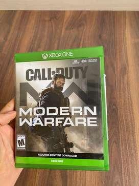 Call of dity Modern Warfare